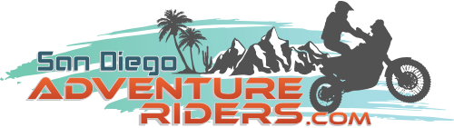 San Diego Adventure Riders
